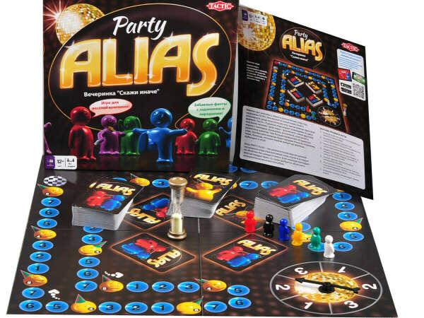 Настольная игра Patry Alias