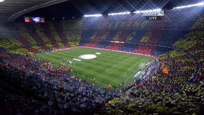 Сходить на матч Барселоны