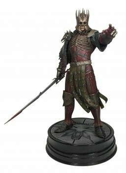 Фигурка Witcher 3: Wild Hunt. King Of The Wild Hunt Eredin (24 см)
