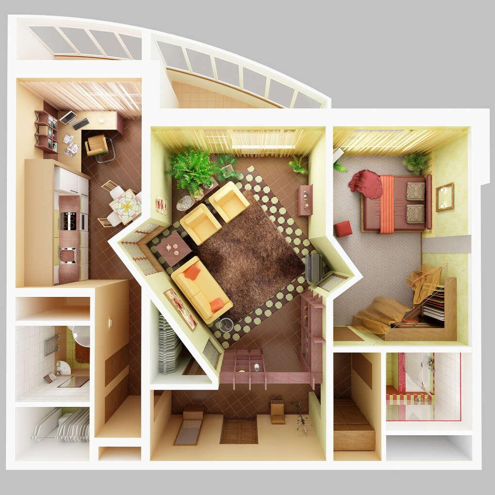 переехать на новую квартиру