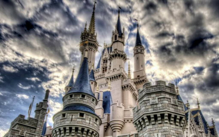 Хочу побывать в замке.