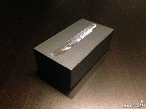 iPhone 5 оригинал 64 GB