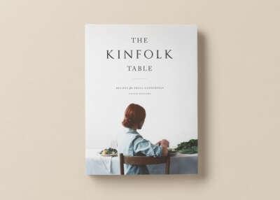 Книга The Kinfolk Table.