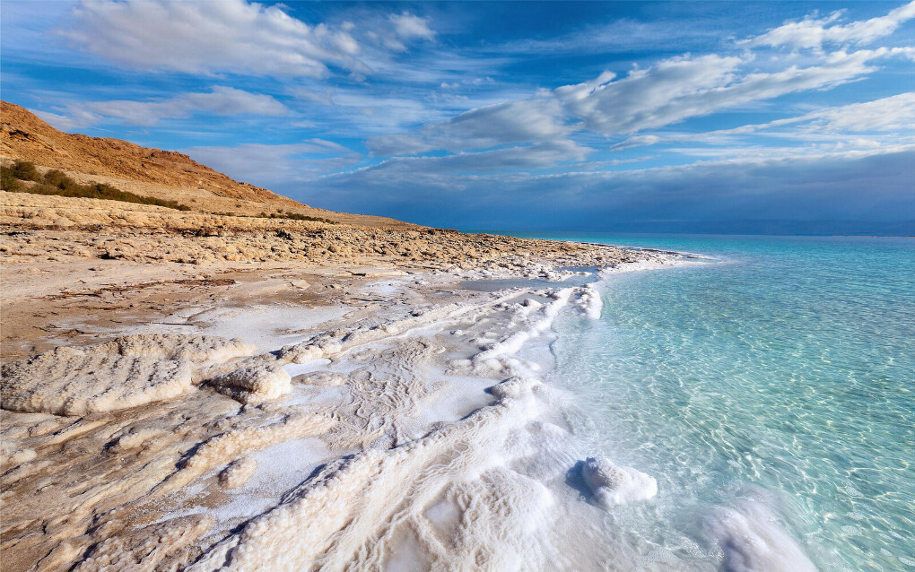 На Мёртвое море