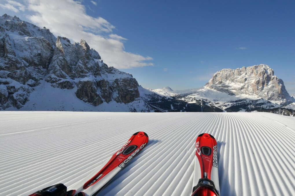 Поехать на горнолыжный курорт
