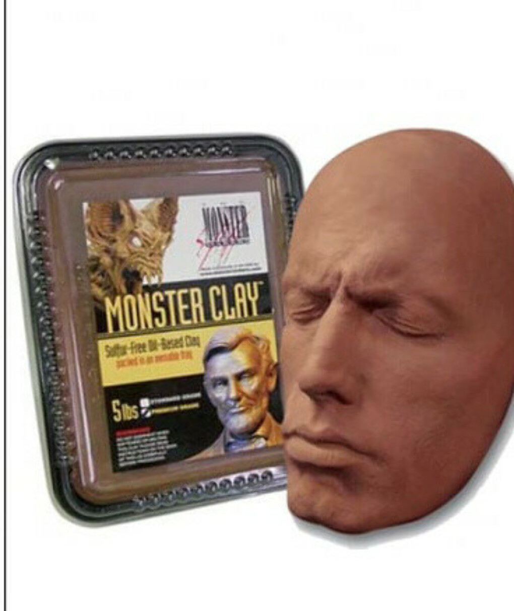 Monster Makers CLAY
