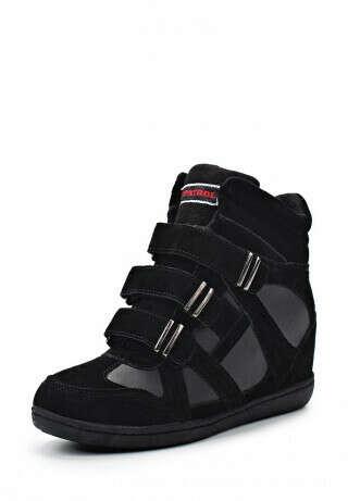 Обувь кеды на танкетке Patrol за 3990.00 руб. в интернет-магазине Lamoda.ru