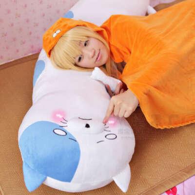 Anime Plush Doll Himouto Umaru MPS Cat Dakimakura Hug Cosplay Body Pillow Gifts