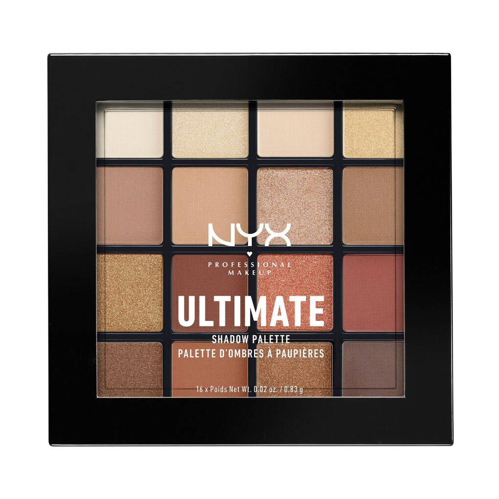 Палетка теней NYX Professional Makeup Ultimate Shadow Palette