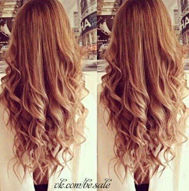Хочу длинные волосы