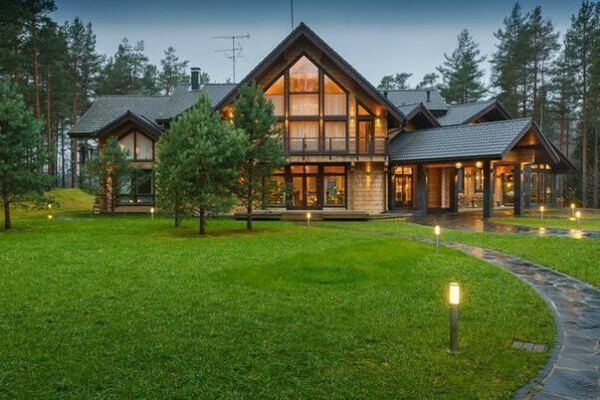 Свой большой дом