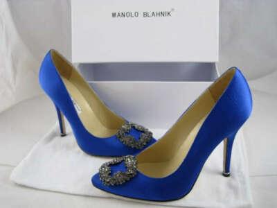 Туфельки от Manolo Blahnik