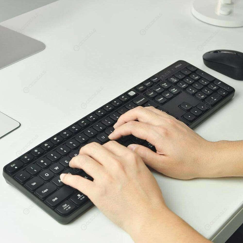 Беспроводная клавиатура и мышь Xiaomi (2 в 1)