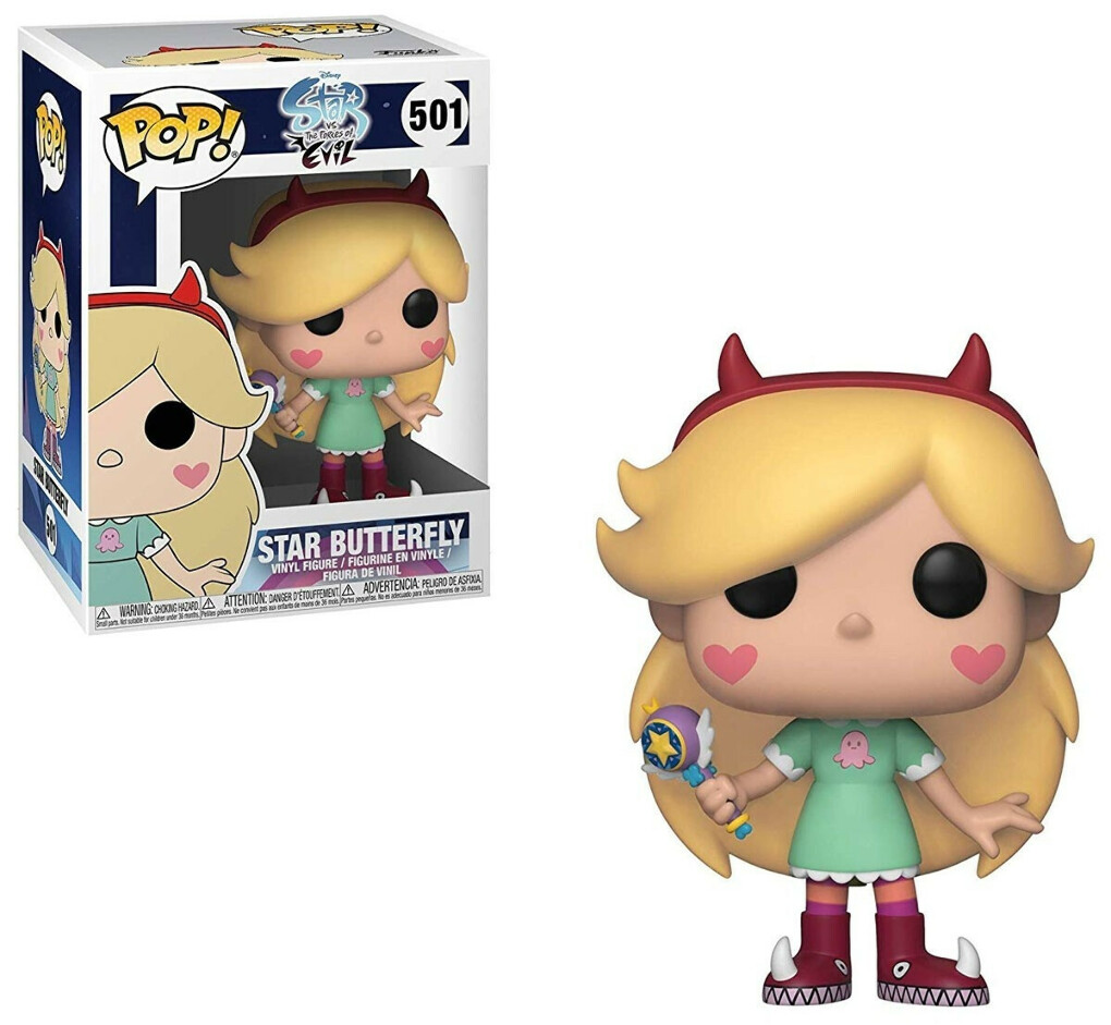 funko pop star vs the forces of evil