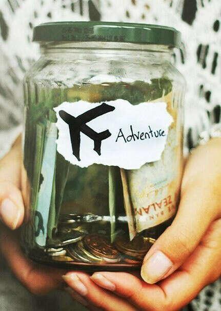 копить деньги на путешествия