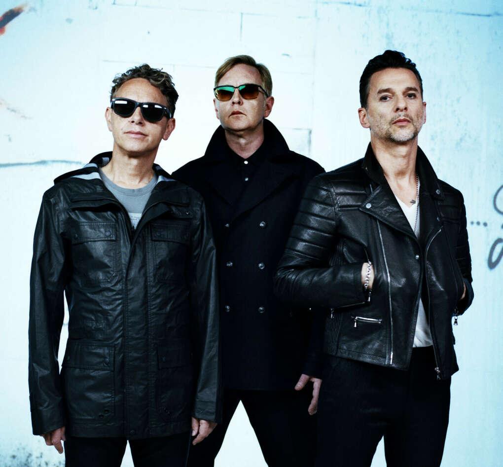 Билет на концерт Depeche Mode