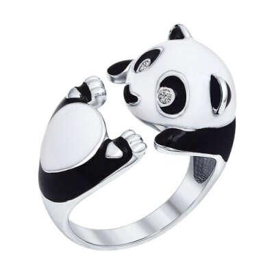Кольцо-обнимашка «Панда» арт. 94011906