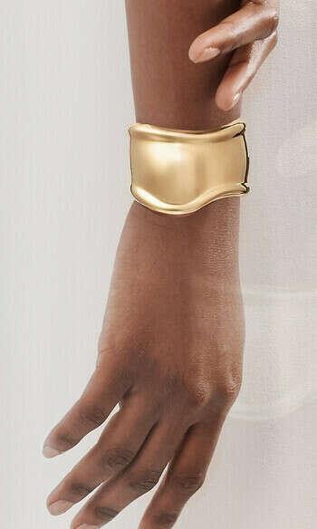 Tiffany & Co Небольшой браслет-кафф