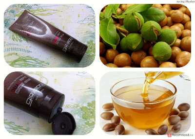 Кондиционер для волос Giovanni 2chic, Ultra-Sleek Conditioner, Brazilian Keratin & Argan Oil