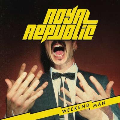 на концерт Royal Republic