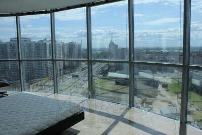 Квартиру с панорамными окнами