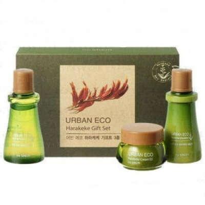 Набор миниатюр с экстрактом новозеландского льна The Saem Urban Eco Harakeke Gift Set New