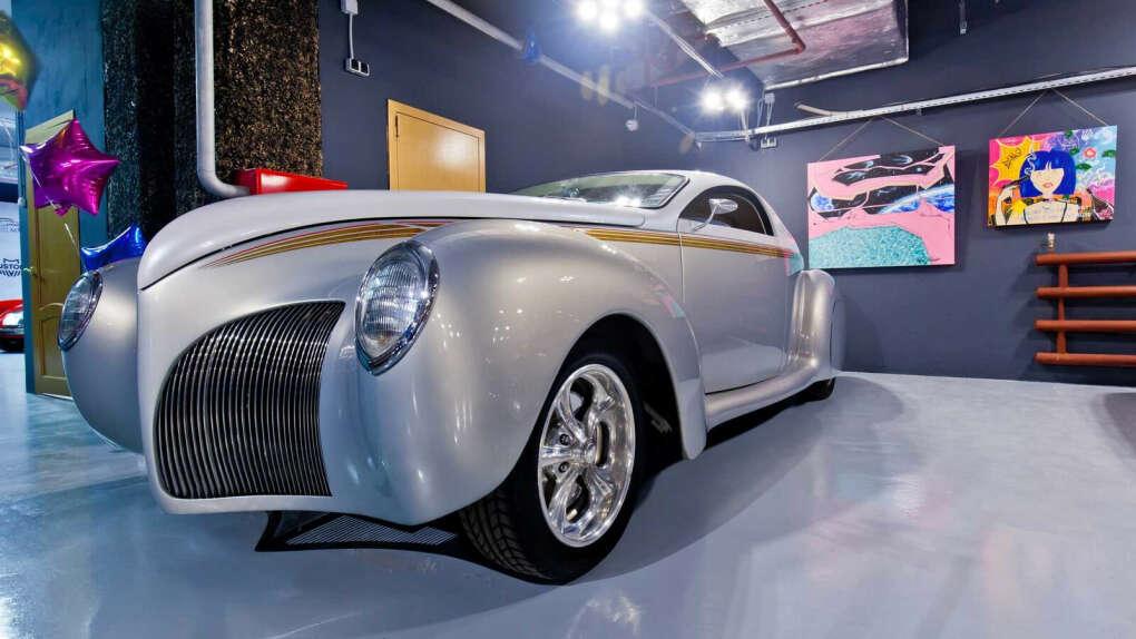 Посетить автомобильный музей М.О.С.Т. в Москве