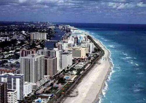 Я хочу поехать  Майами