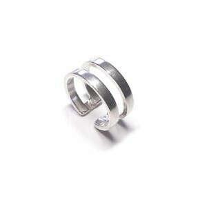 Кольцо на среднюю фалангу пальца «Судьба»