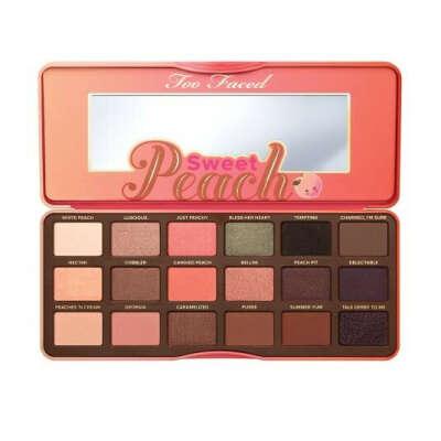 Sweet Peach Eye Shadow Palette - Too Faced