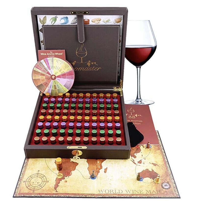 Master Wine - Aroma Set