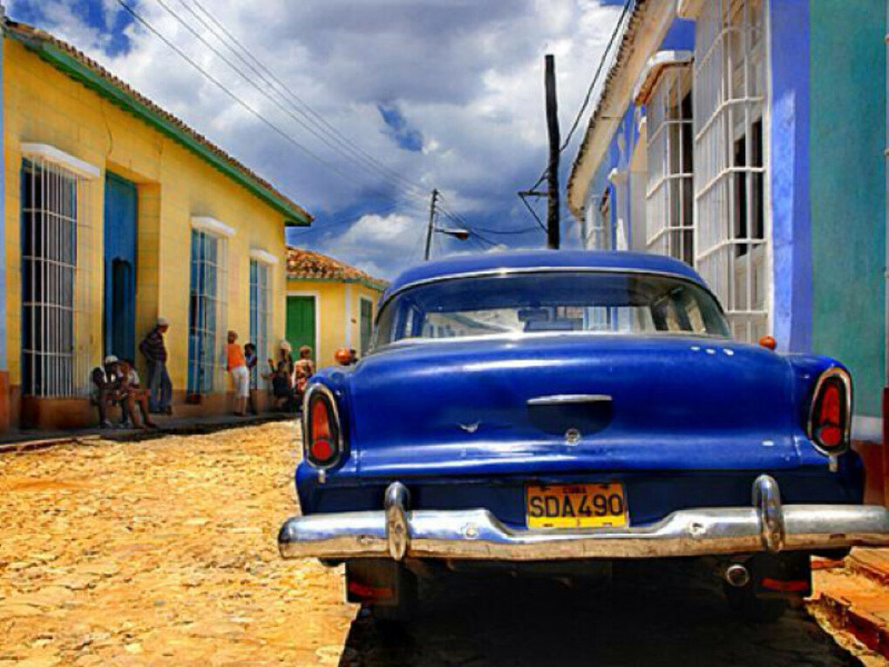 Хочу на Кубу