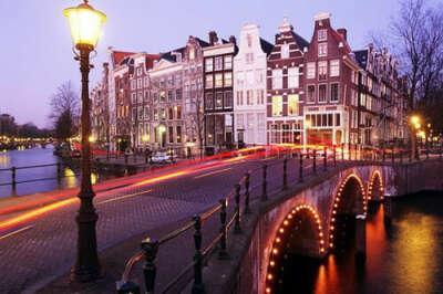 Посетить Амстердам