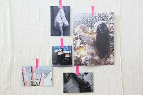 Распечатать фотографии