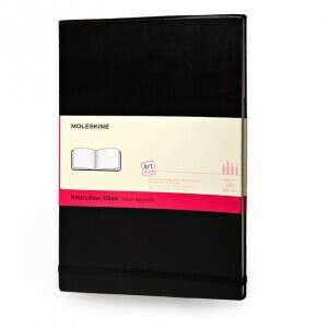 The Moleskine Watercolour notebook