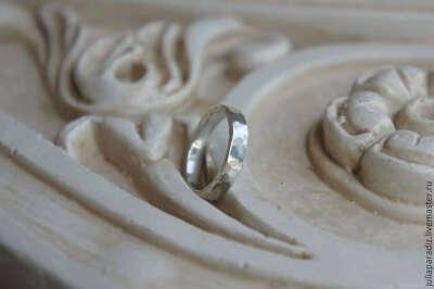 """серебряное кольцо """"Морской песок"""" - серебро 925"""