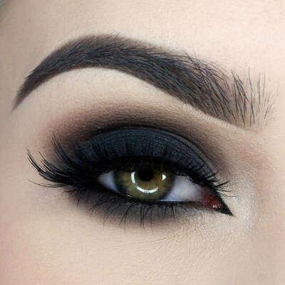 Научиться делать smoky eyes