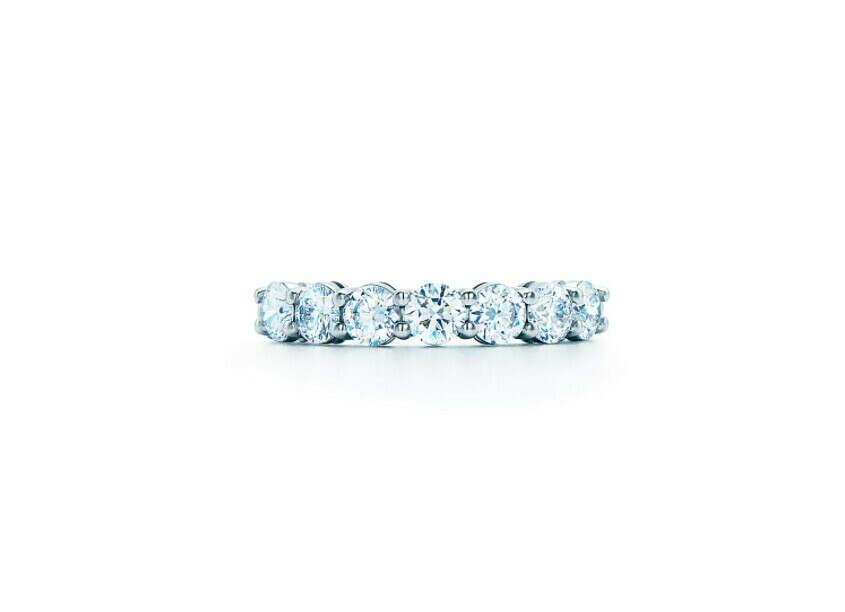 Обручальное кольцо Tiffany Embrace®