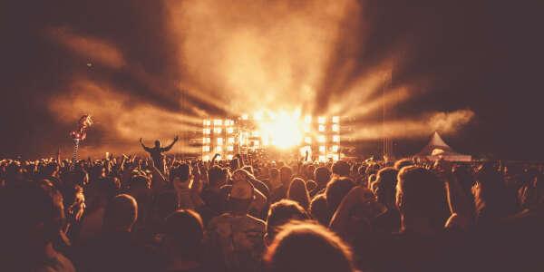 Билеты на концерт/муз. фестиваль