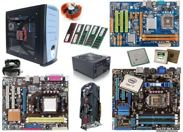 Апгрейд компьютера (процессор, матринская плата, видеокарта, оперативная память, мышь, коврик)