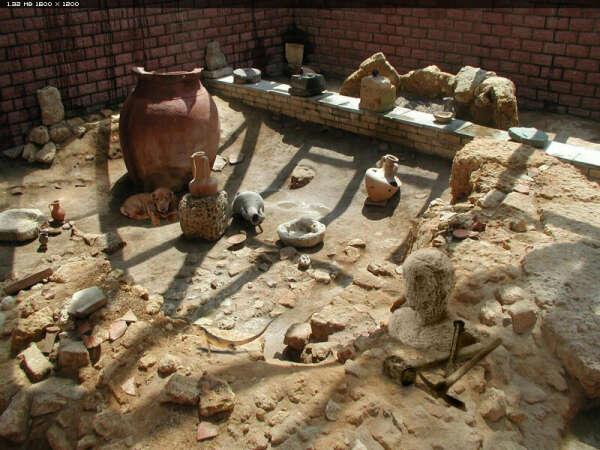 Побывать на археологических раскопках