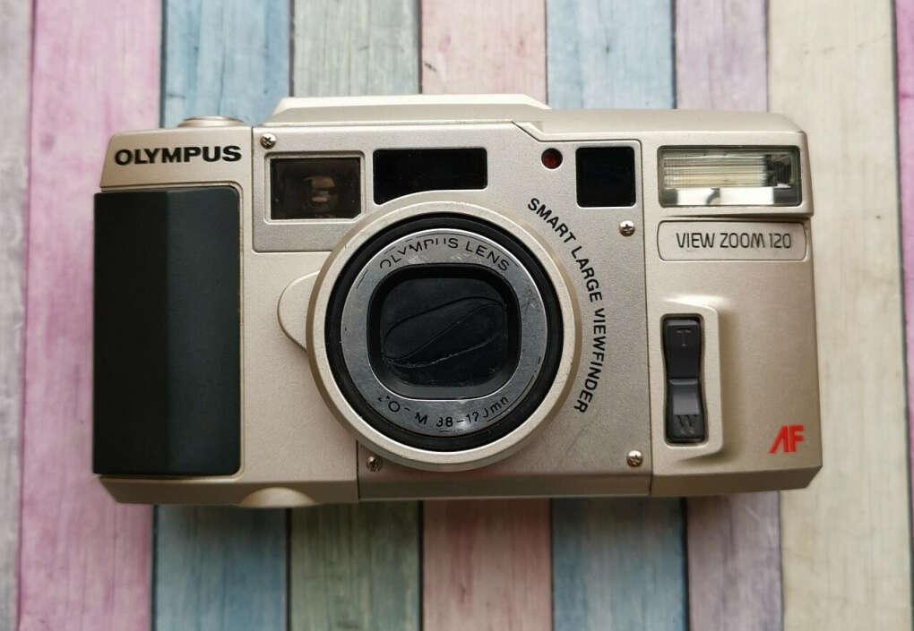 Пленочные камеры Olympus view zoom 120sf купить в Москве в интернет-магазине