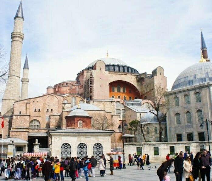 Побывать в Стамбуле