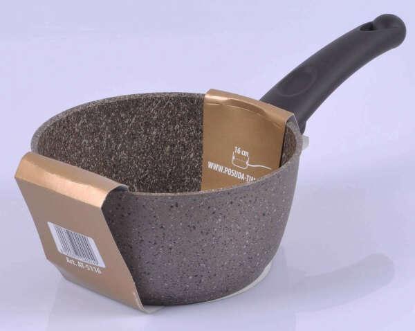 Ковш-сковорода с антипригарным покрытием