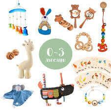 Погремушки, развивающие игрушки