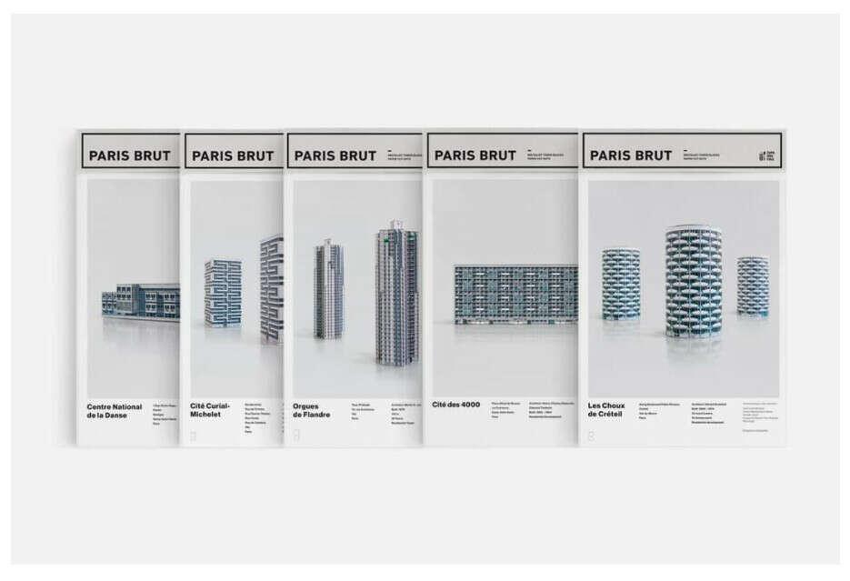 Bundles: Paris Brut Set