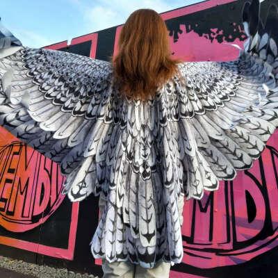 Крылья от Крылатого народа