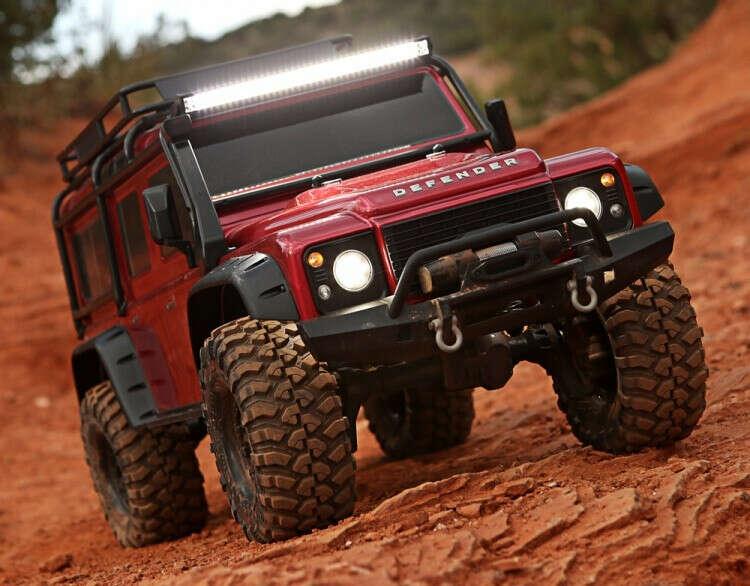 Traxxas TRX-4 Land Rover Defender 1/10