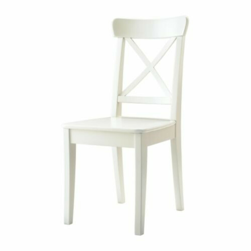 ИНГОЛЬФ Стул - белый - IKEA