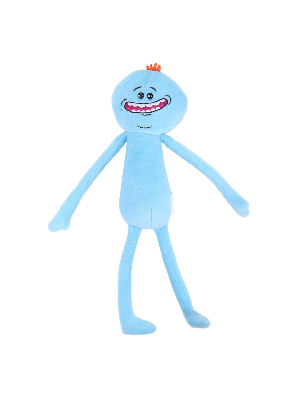 RICK AND MORTY MR. MEESEEKS HAPPY PLUSH